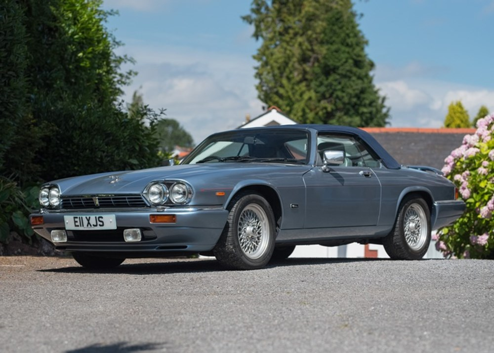 Lot 241 - 1990 Jaguar XJS Convertible (5.3 litre)