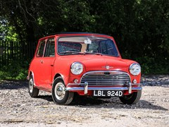 Navigate to Lot 165 - 1965 Morris Mini Cooper 'S' Mk. I (1275cc)