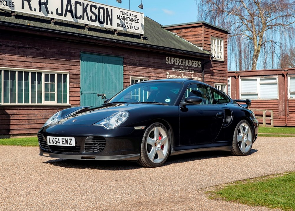 Lot 152 - 2004 Porsche 911 / 996 Turbo