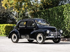 Navigate to Lot 117 - 1955 Renault 4CV 'Bouton d'Or'