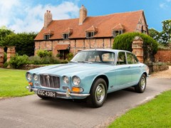 Navigate to Lot 164 - 1969 Jaguar XJ6 Series I (2.8 Litre)