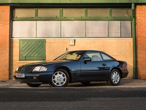 Ref 122 1998 Mercedes-Benz SL 500 Roadster