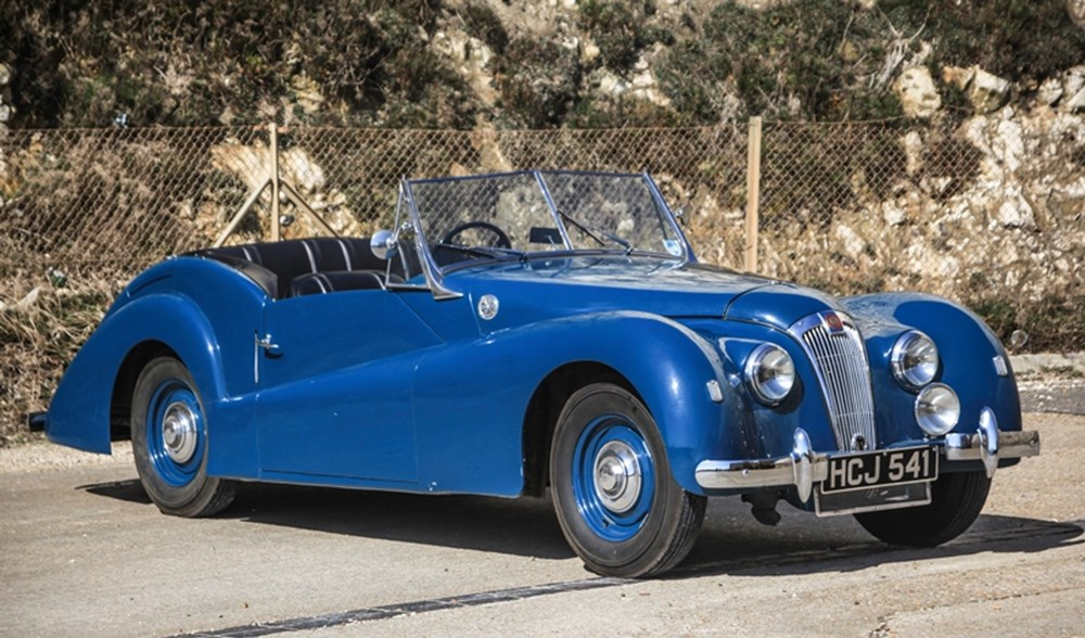 Lot 258 - 1950 Lea Francis 2½ Litre Westland Sports