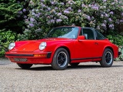 Navigate to Lot 232 - 1976 Porsche 911S Targa