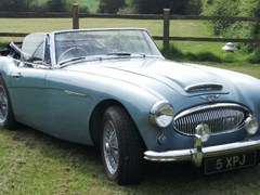 Navigate to Lot 343 - 1962 Austin-Healey BJ7