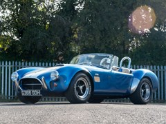 Navigate to Lot 161 - 1984 AC Cobra by B.R.A.
