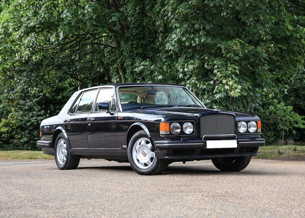 Lot 255 - 1990 Bentley Turbo R