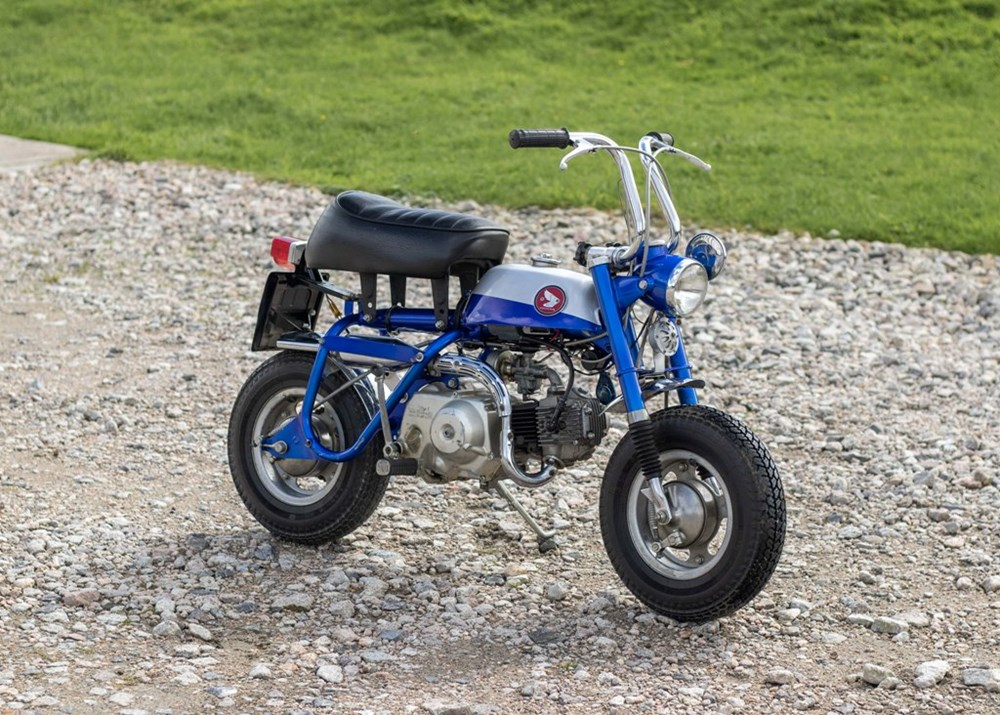 Lot 112 - 1970 Honda Monkey Bike