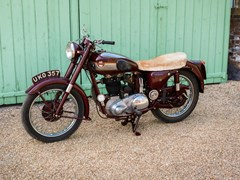 Navigate to Lot 106 - 1955 Ariel NH Red Hunter 350cc