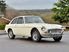 Navigate to Lot 179 - 1967 MGB GT