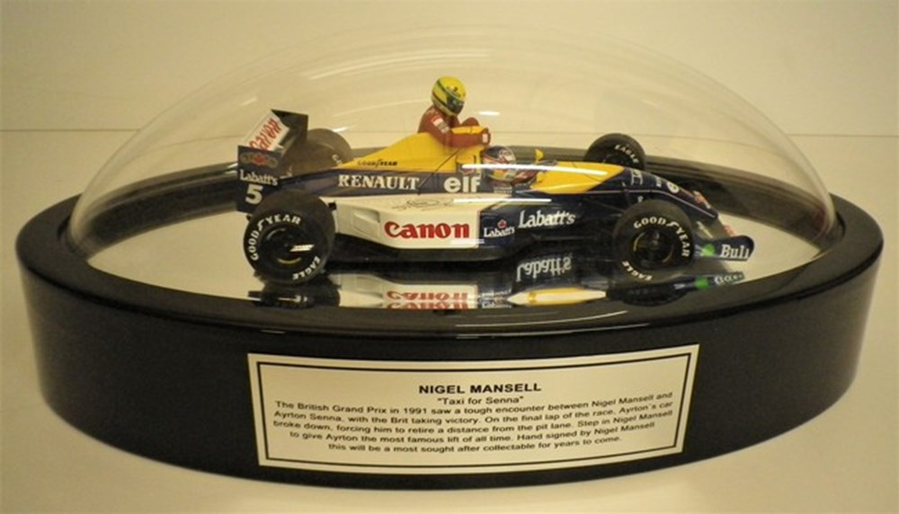 Lot 114 - Mansell/Williams.