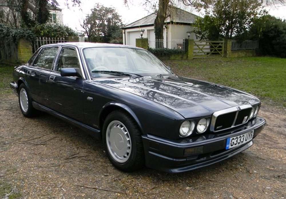 1990 Jaguar Xjr Twr 4 0 Sport