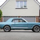 Ref 51 1965 Ford Mustang Notchback -