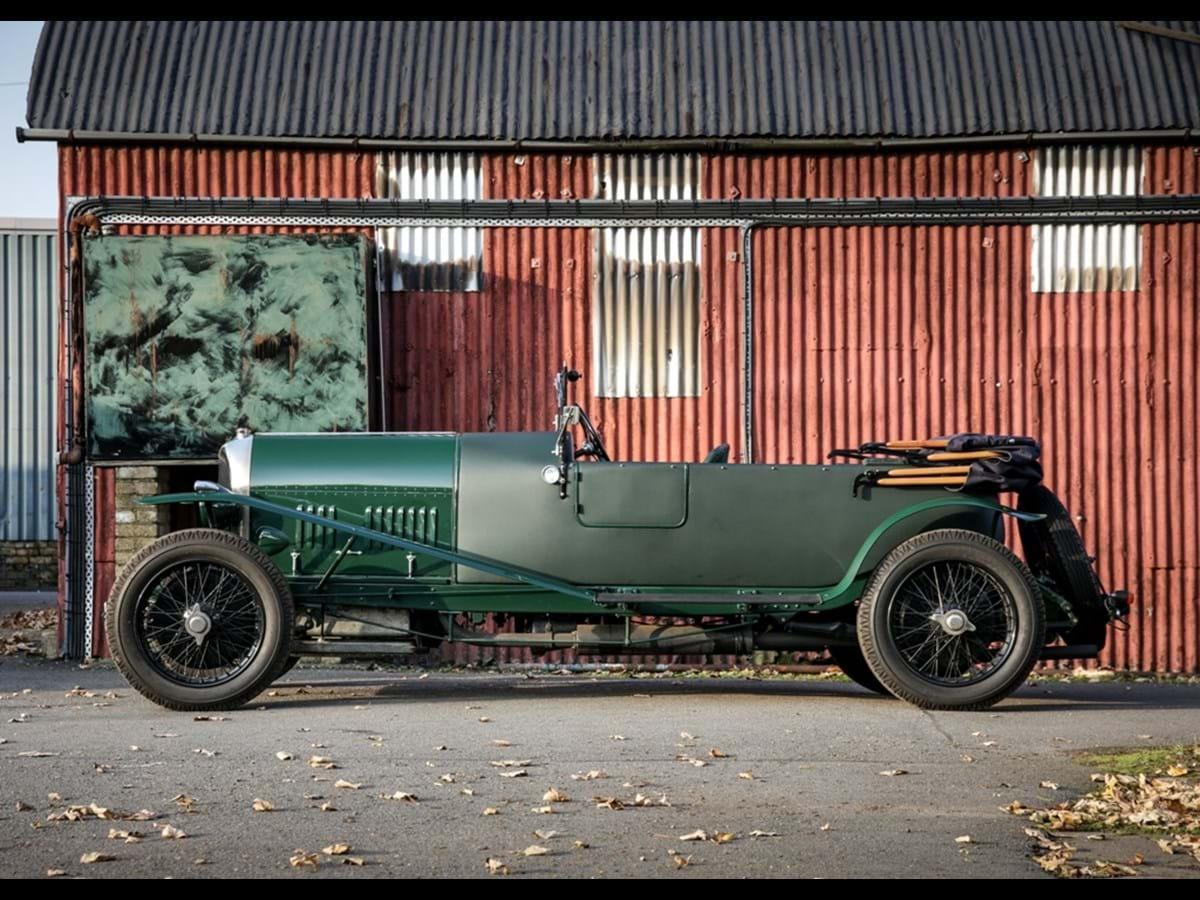 1925 Bentley 3 Litre Open Tourer