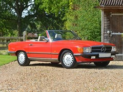 Navigate to Lot 221 - 1989 Mercedes-Benz 300 SL Roadster