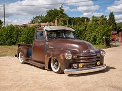 Navigate to Lot 225 - 1949 Chevrolet Thriftmaster Pick-up