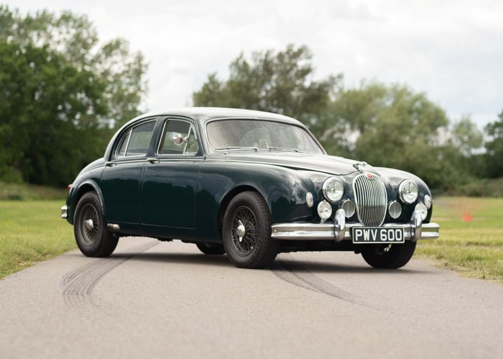 Lot 177 - 1957 Jaguar Mk. I Saloon 'Fast Road Specification'