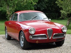 Navigate to Lot 296 - 1959 Alfa Romeo 750B Giulietta Sprint
