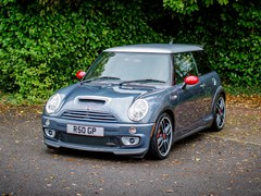 Navigate to Lot 246 - 2006 Mini Cooper S Works GP