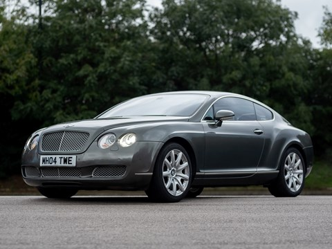 Ref 22  2004 Bentley Continental GT
