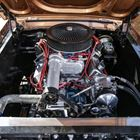 Ref 18 1967 Ford Mustang Supercharged Fastback GT -