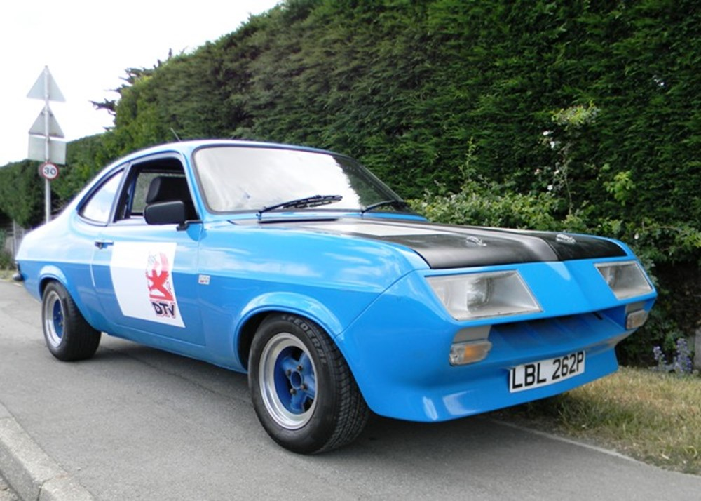 Lot 222 - 1976 Vauxhall Firenza HPF (Droop Snoot)