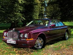 Navigate to Lot 211 - 1996 Bentley Continental R