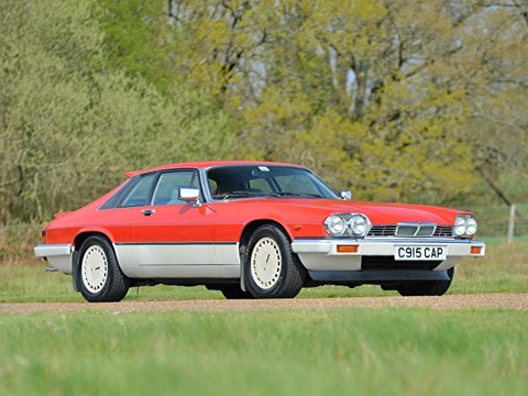 Ref 111 1986 Jaguar XJS Jubilee Edition by Guy Salmon