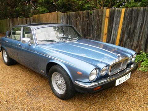 REF 134 1978 Daimler Sovereign Convertible (Long wheelbase)