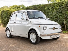 Navigate to Lot 218 - 1971 Fiat 500F