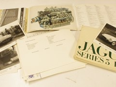 Navigate to Jaguar brochures.