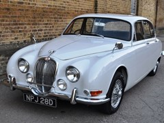 Navigate to Lot 300 - 1966 Jaguar S-Type Saloon (3.8 litre)