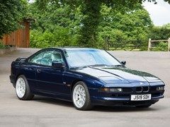 Navigate to Lot 151 - 1992 BMW 850i