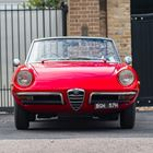 Ref 65 1970 Alfa Romeo 1300 Junior Round Tail Spider -