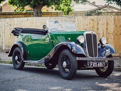 Navigate to Lot 118 - 1937 Morris Eight Tourer
