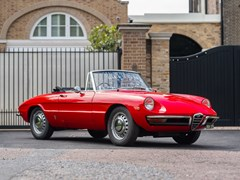 Navigate to Lot 145 - 1970 Alfa Romeo 1300 Junior Round Tail Spider