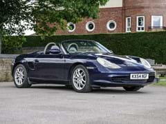 Navigate to Lot 255 - 2004 Porsche Boxster 986