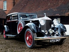 Navigate to Lot 238 - 1934 Rolls-Royce 20/25 Special Touring Saloon by Park Ward