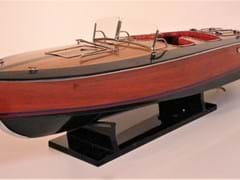 Navigate to Model boat.