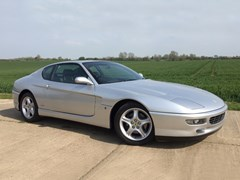 Navigate to Lot 247 - 1996 Ferrari 456 GT