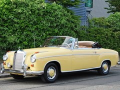 Navigate to Lot 268 - 1960 Mercedes-Benz 220SE Cabriolet