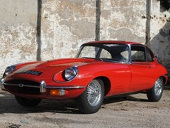 Navigate to Lot 296 - 1969 12947 E-Type Series II, 2+2 Coupé *WITHDRAWN*