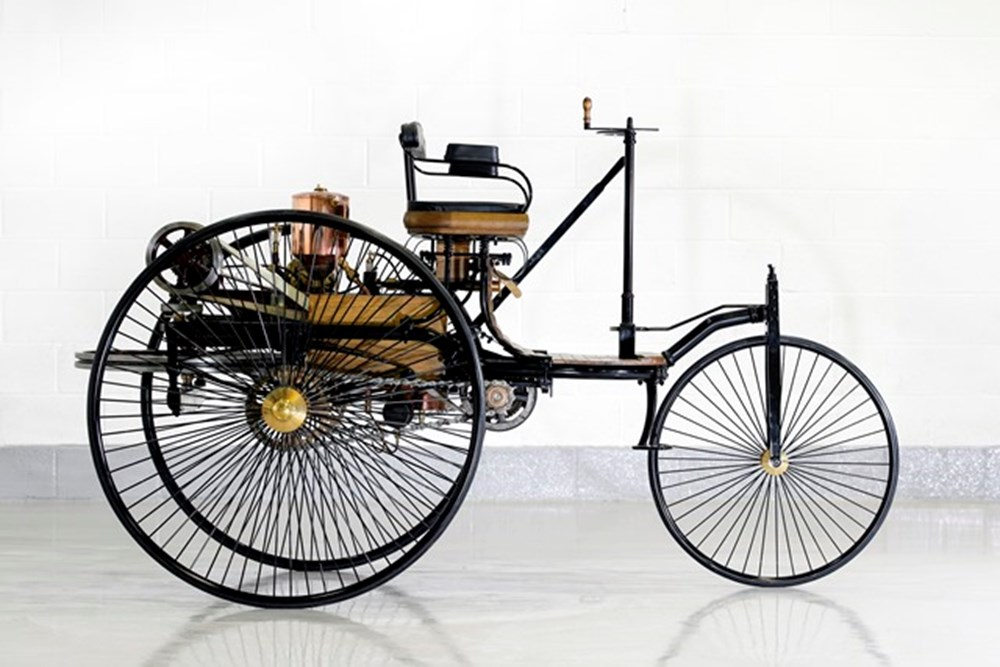 Lot 151 - 1886 Benz Patent Motorwagen Tribute