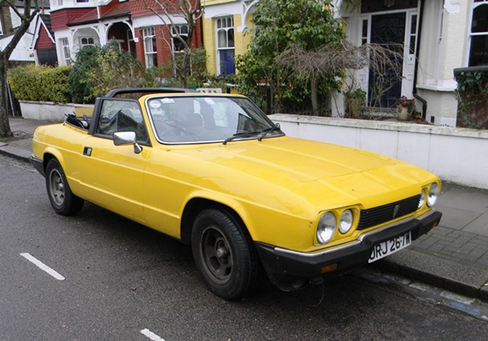 Lot 310 - 1981 Reliant Scimitar GTC SE8