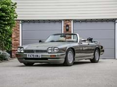 Navigate to Lot 182 - 1988 Jaguar XJS TWR Convertible