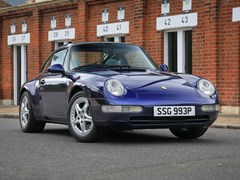 Navigate to Lot 306 - 1996 Porsche 911/993 Targa