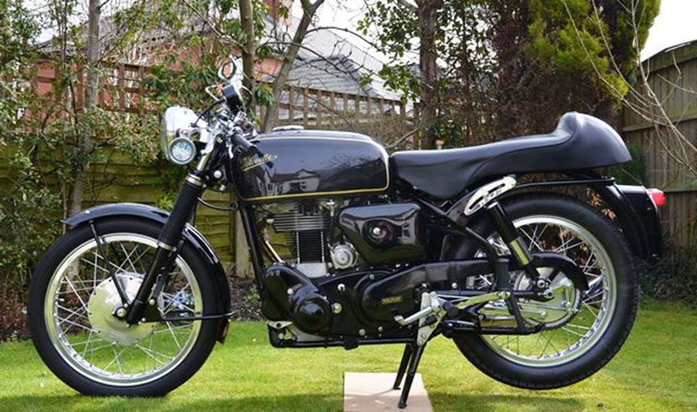 Lot 350 - 1966 Velocette Thruxton (500cc)