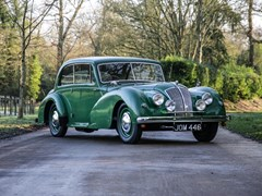 Navigate to Lot 113 - 1949 AC 2-Litre Saloon