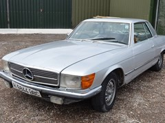 Navigate to Lot 239 - 1975 Mercedes-Benz 450SLC