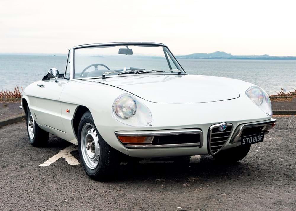 Ref Alfa Romeo Duetto Round Tail Spider - 1967 alfa romeo spider for sale